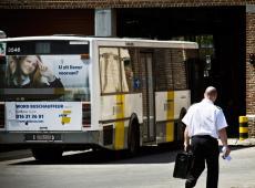 Terugbetaling verkeersboetes door vakbonden De Lijn is nefast voor verkeersveiligheid