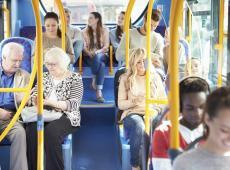 Openbaar vervoer bus