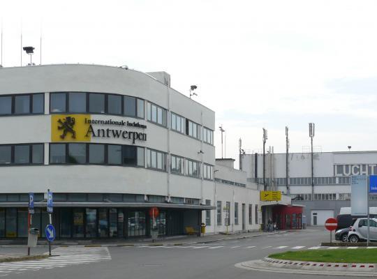 Luchthaven van Antwerpen