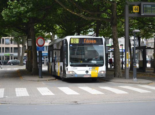 De Lijn - bus